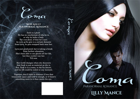 Cover for Createspace by Marraii Design