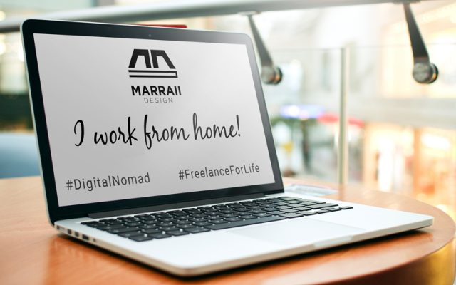 """""""I Work From Home"""" by Marraii"""