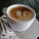 """Heart"" Coffee Cup"