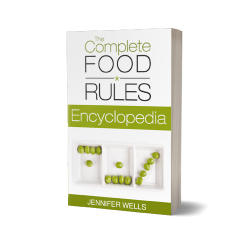 FoodEnc Book Cover Design by Marraii