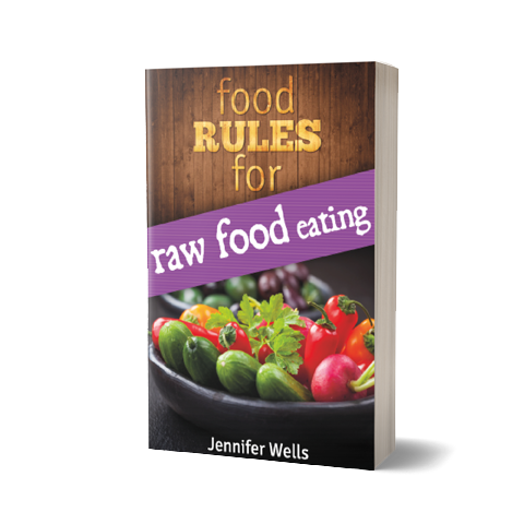 FoodRules Book Cover Design by Marraii
