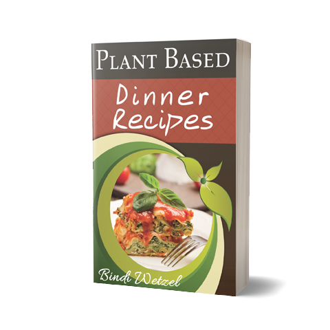 PlantBased Book Cover Design by Marraii
