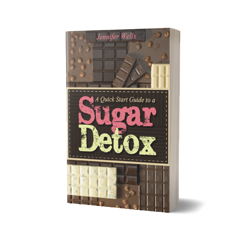 SugarDetox Book Cover Design by Marraii