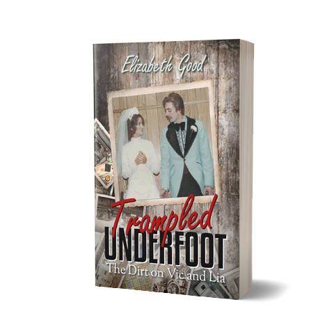 Trampled Book Cover Design by Marraii