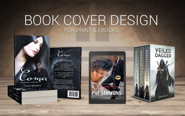 Book Cover Design Service