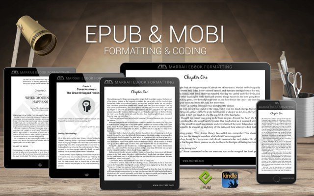 Epub Formatting Service