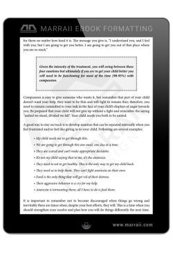Epub Formatting – Boxes – Marraii Design