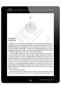 ePub Coding: Custom chapter graphics  sample