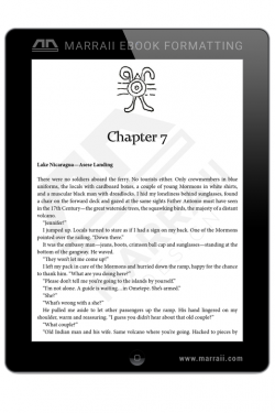 Epub Formatting – Ornaments – Marraii Design