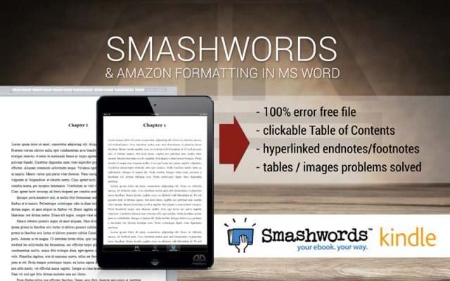 Smashwords Formatting Service