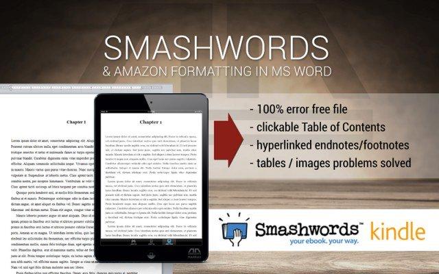 Smashwords Formatting Service