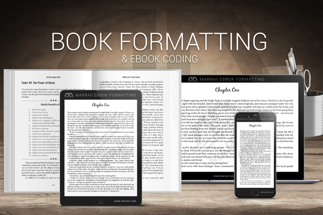 Book Formatting & EBook Coding