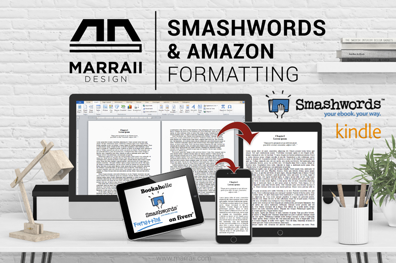 MS Word Formatting for Smashwords or Amazon KDP