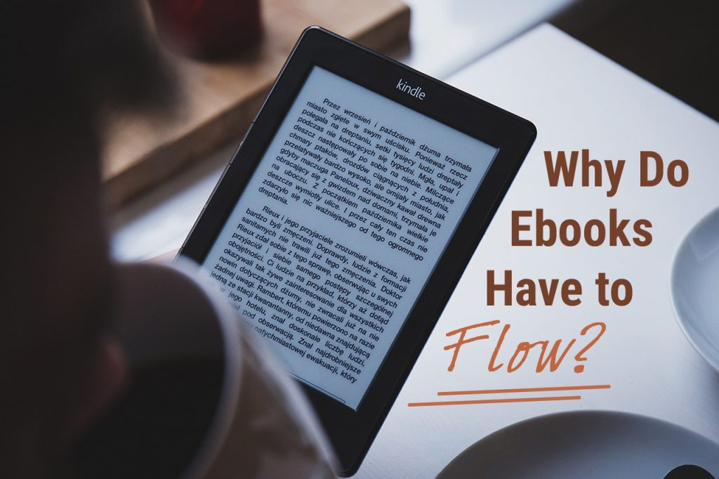 Reflowable Ebook Formatting