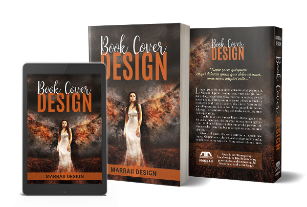 Book Cover Design - FULL Package - eBook & Paperback/Hardcover