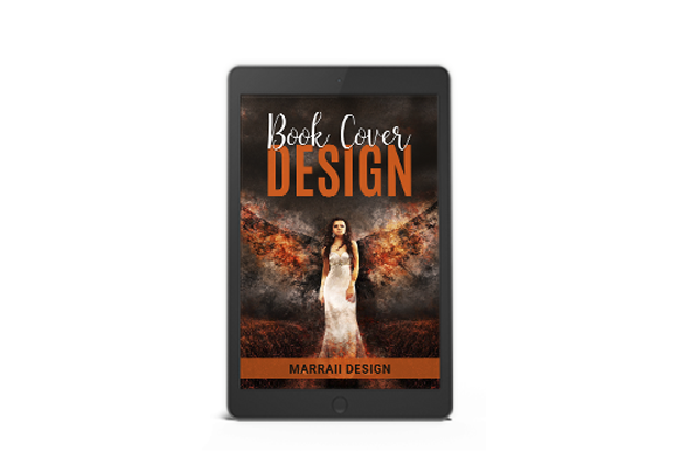 Marraii Design custom eBook cover design