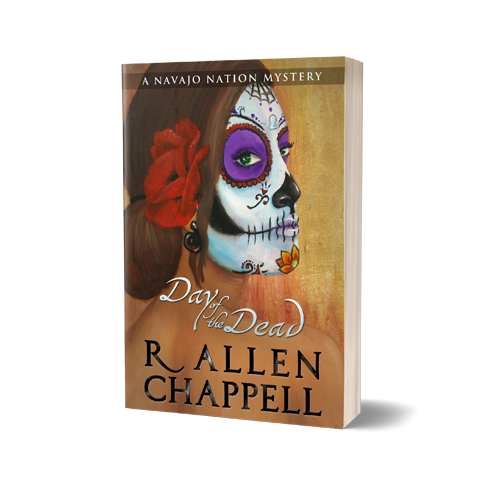 DayOfTheDead eBook Cover Design by Marraii