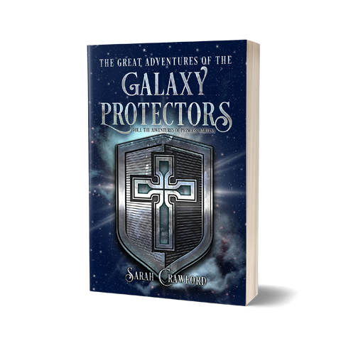 GalaxyProtectors IngramSpark eBook Cover Design by Marraii