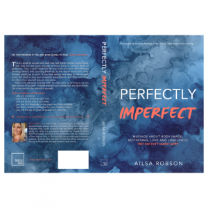 Imperfect Paperback Cover Design by Marraii