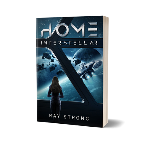 HomeInterstellar Book Cover Design by Marraii