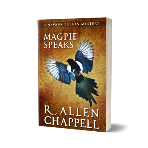 Magpie Book eCover Design by Marraii