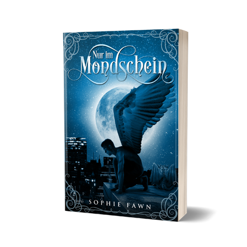 Mondschein  Book Cover Design by Marraii
