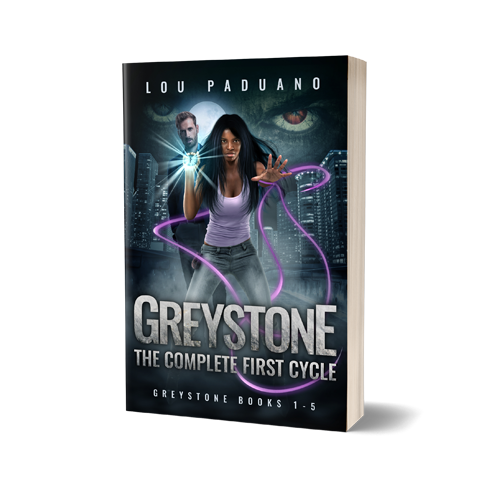 Greystone Book Cover Design by Marraii